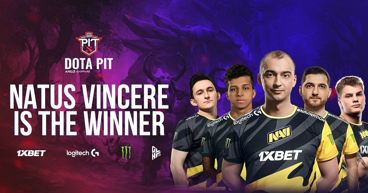 Na'Vi Sweeps OG To Claim Their First Major Title in 4 Years