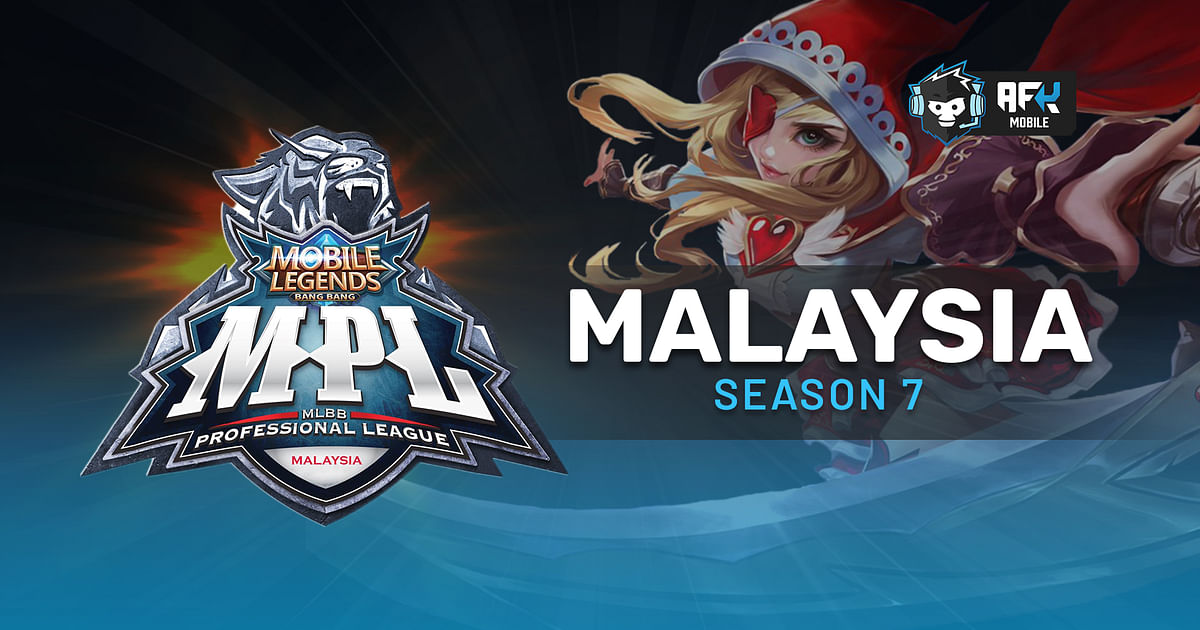 MPL MY Season 7: Week 7 Full Schedule and Other Details
