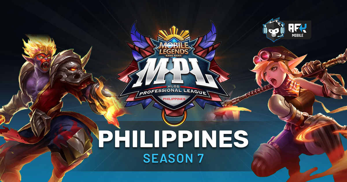 MPL PH Season 7: Week 7 Schedule, Matchups, And All Other Details.