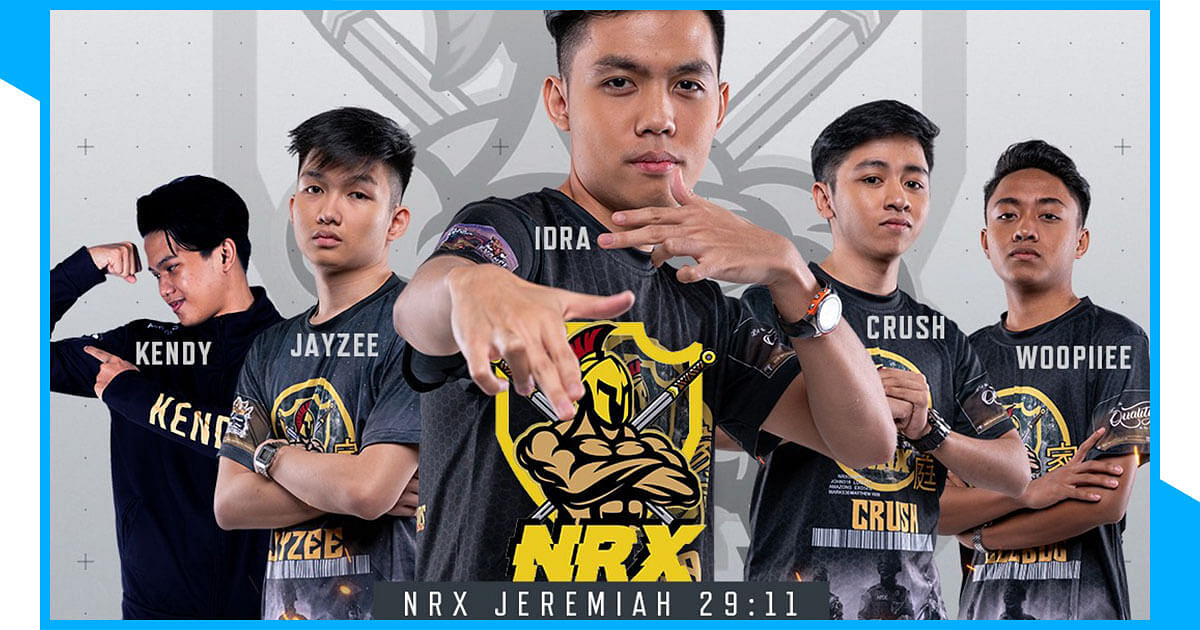 NRX Jeremiah 29:11 express their Disheartenment with the Cancellation of the CODM World Championship 2020