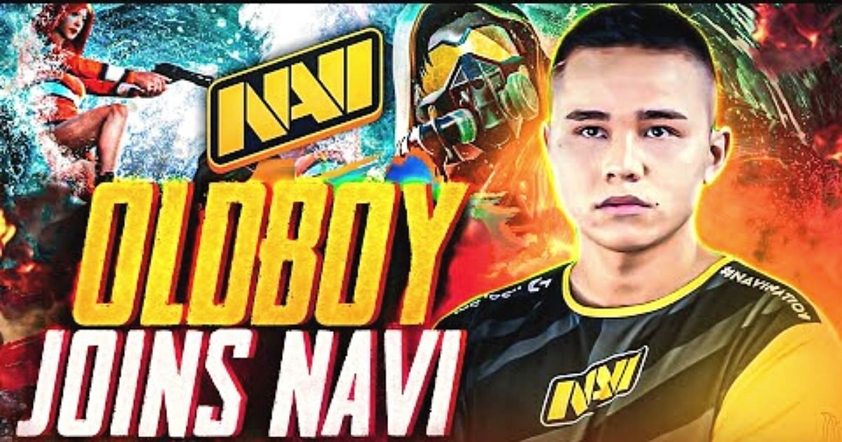 OldBoy Joins Na'vi's Newly Launched PUBG Mobile Roster