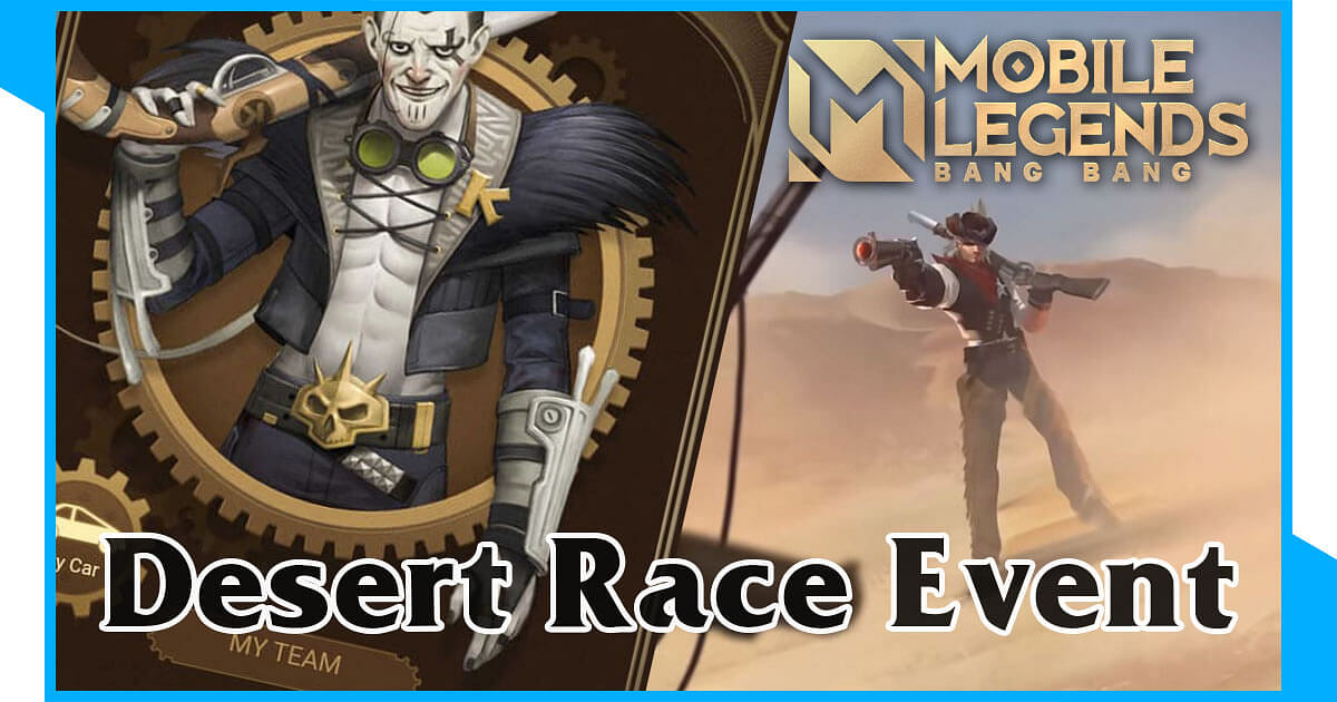 MLBB Desert Racing Event Announced