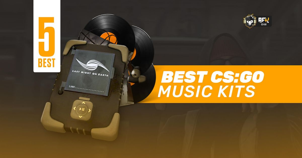 5 Best CS:GO Music Kits in 2021: Prices and Other Details
