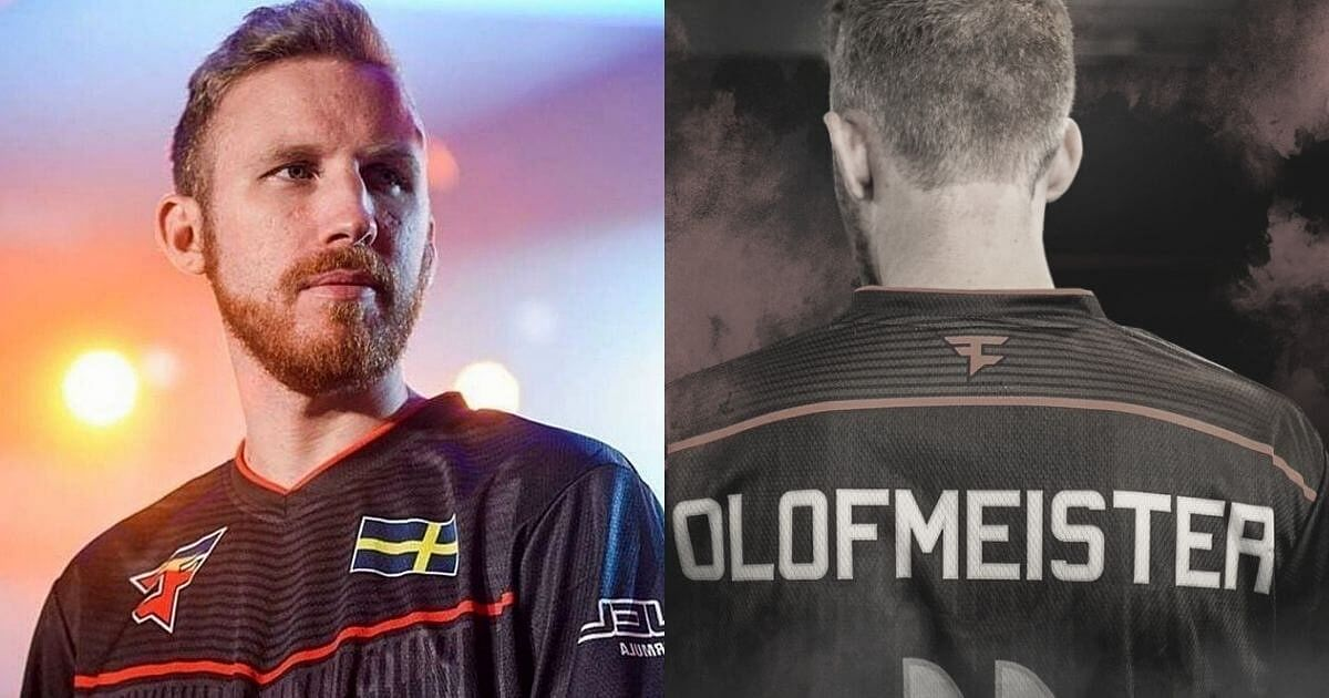 CS:GO Legend Olofmeister Hints at Possible Retirement From Counter-Strike