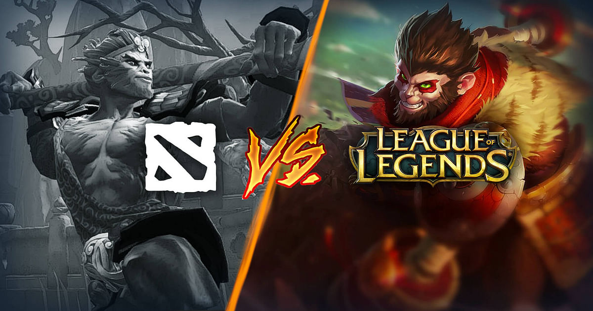 What League of Legends Does Better Than Dota 2