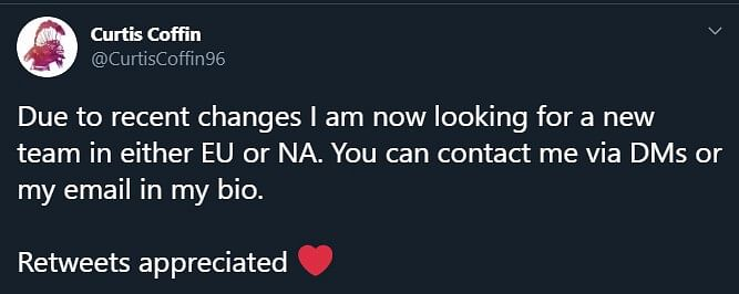 SoNNeikO Was Allegedly Removed By NiP Without A Discussion With His Teammates