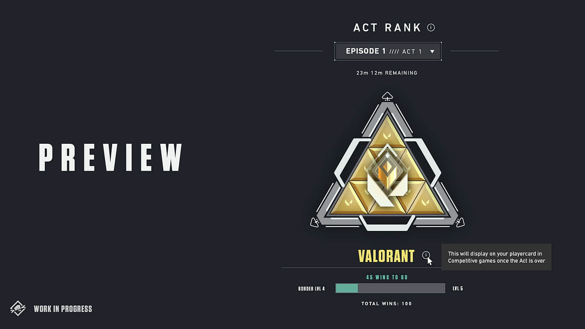 VALORANT Reveals Upcoming Competitive Changes and Act II Ranks