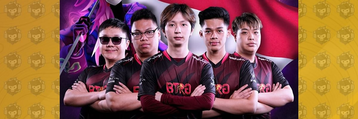 BTRG qualifies for WESG 2019 - Global Finals
