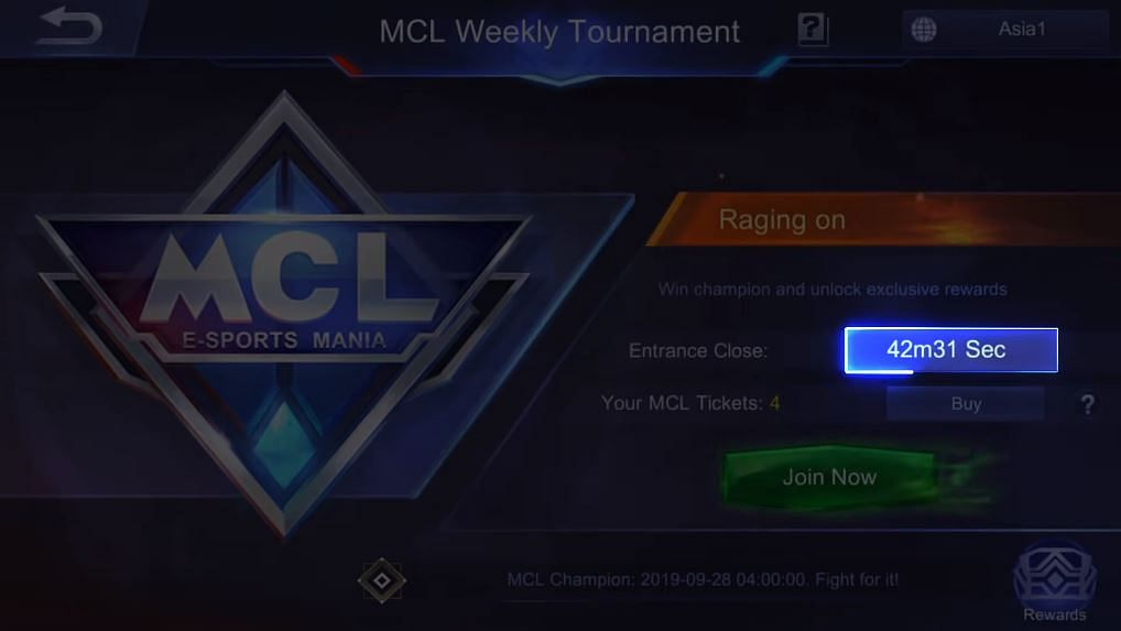 What is MCL in Mobile Legends