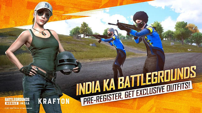 Battlegrounds Mobile India Drops New Pre-Registration Trailer Featuring Level 3 Backpack