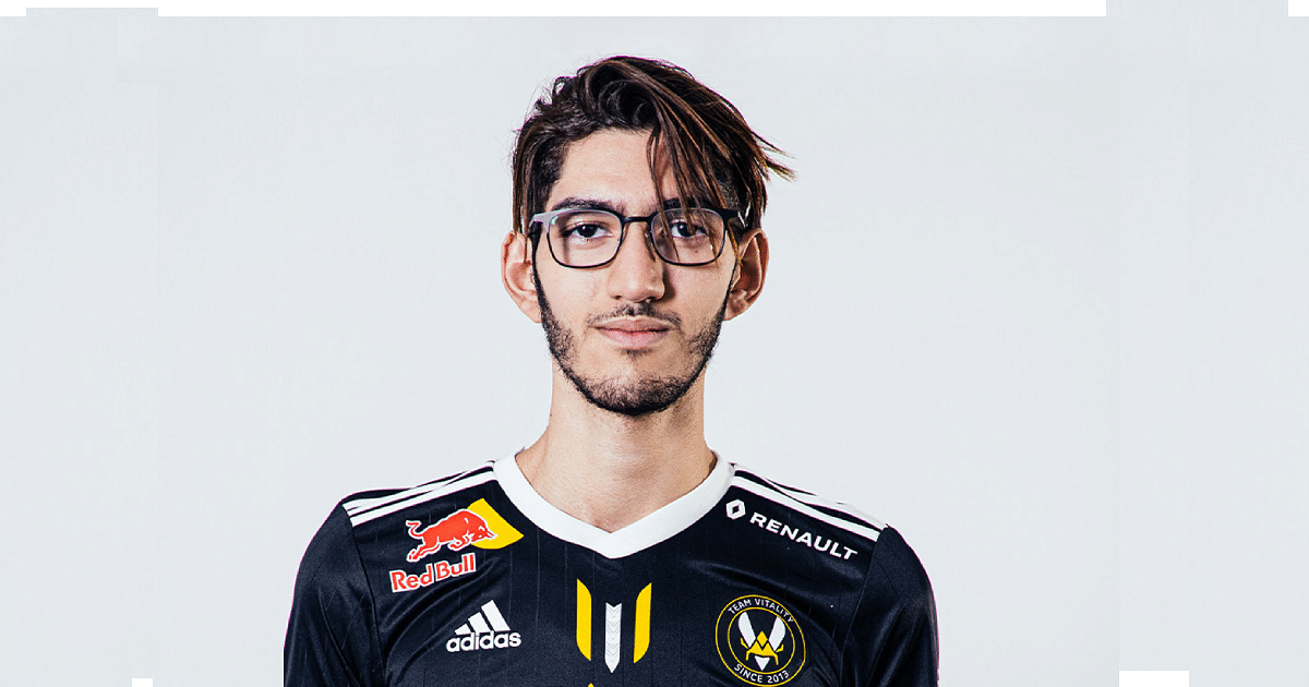 Vitality Removes Nivera From Active CS:GO Roster, Reverts to 5 Man Lineup