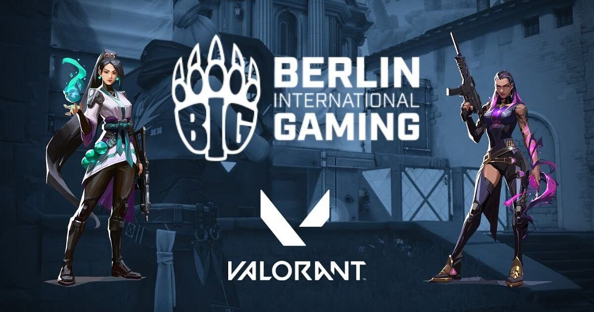 BIG Signs Ex-CS:GO Player Gob B And Two Other Players to Expand Into VALORANT
