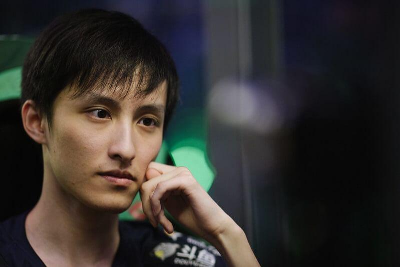 Chinese Dota 2 Roster Shuffle Rumours