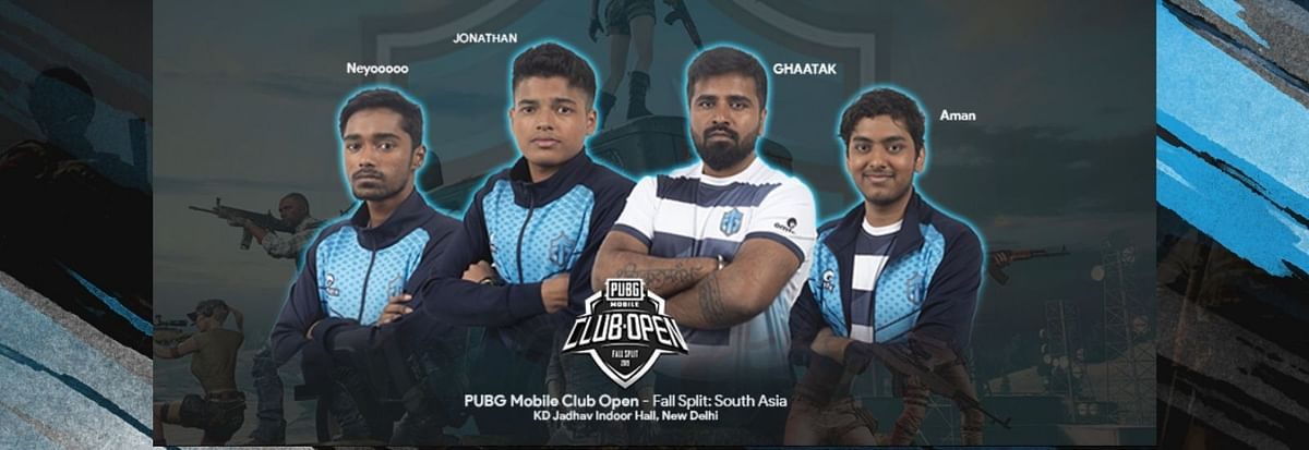 Entity Gaming Set the Pace on Day 1 of the PMCO Fall South Asia Finals