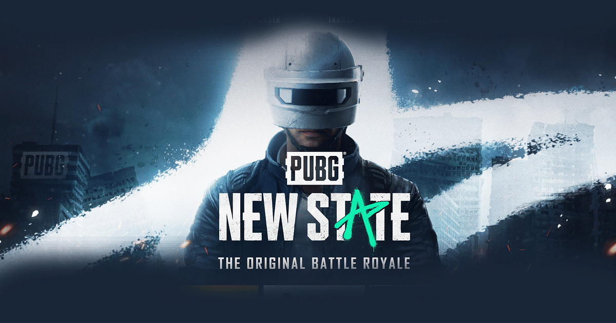 Krafton's PUBG: New State Mobile Game Revealed, Not Developed by Tencent