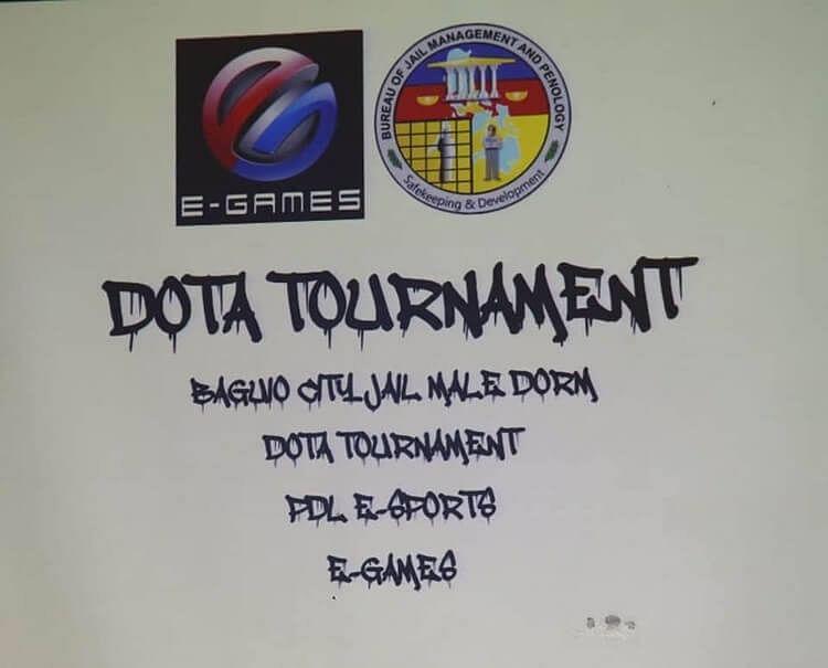 Filipino Jail Hosts Dota Tournament For Prisoners