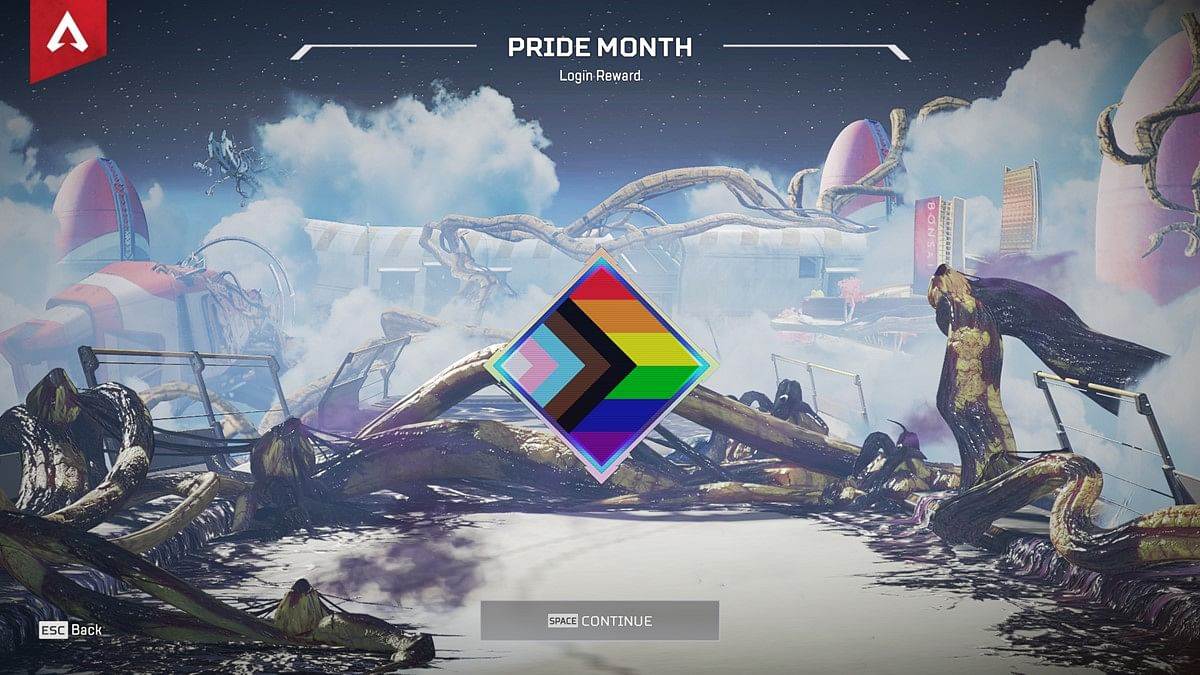 Apex Legends' Pride Month Badge: How to Get