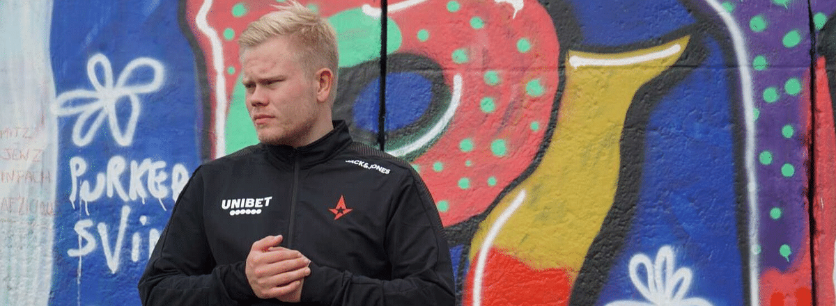 Magisk responds to question about Astralis roster shuffle