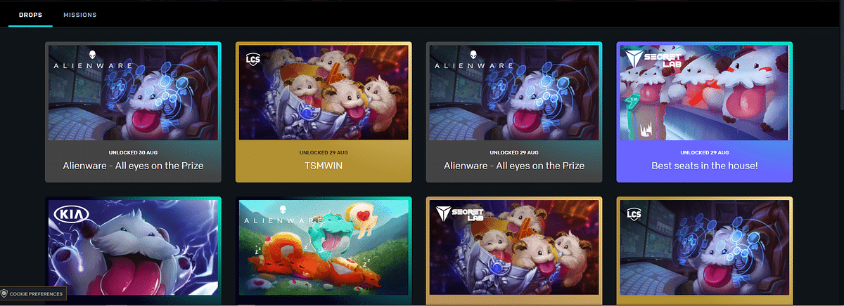 How To Get League Of Legends Drops From Esports Streams