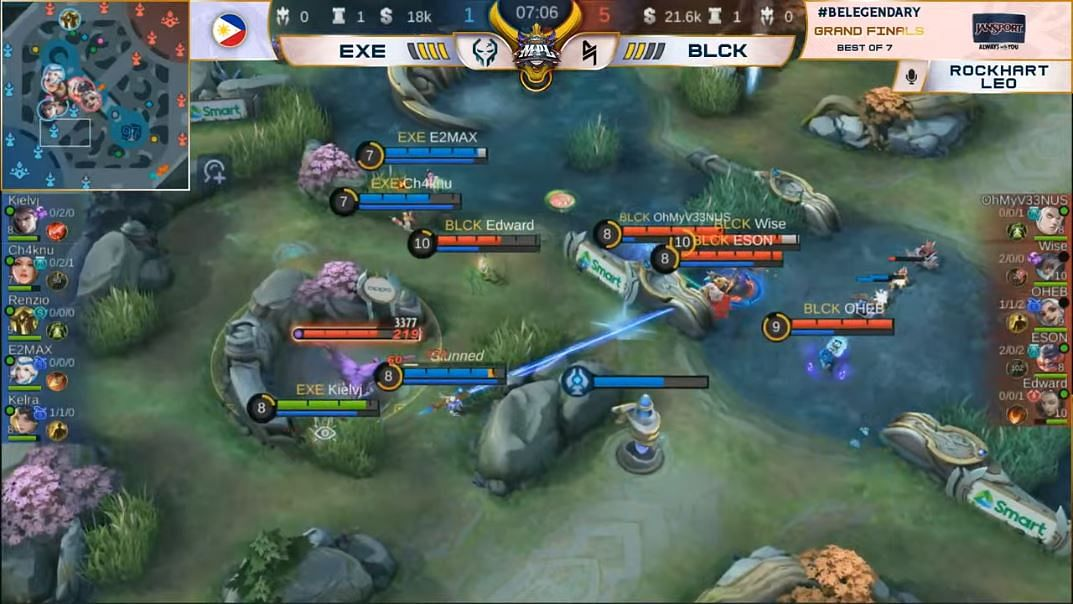 Blacklist International Claim the Championship Crown Against Execration in the MPL PH Season 7 Grand Finals