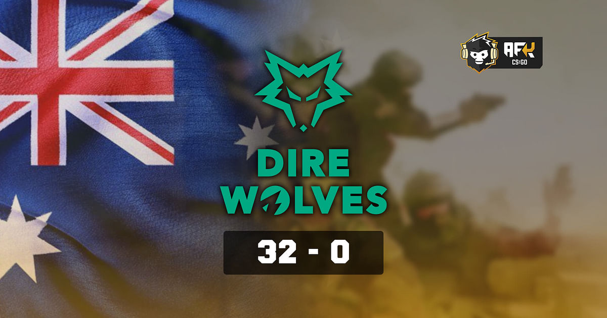 Australian CS:GO Team Defeats Opponent With a Perfect '32-0' Score in 2 Maps
