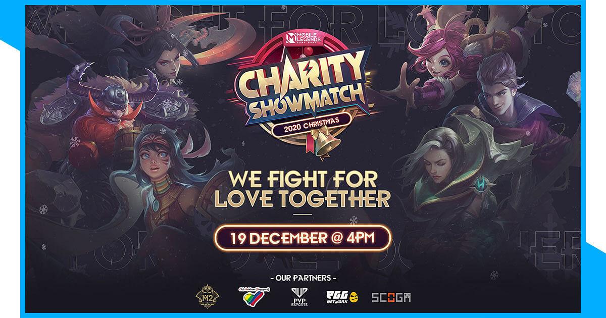 MLBB Singapore Christmas Charity Showdown 2020 Announced