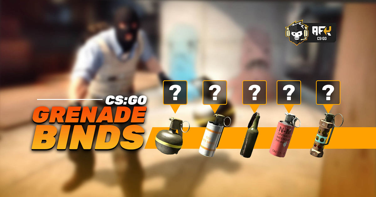 How to Bind Grenades in CS:GO to Optimize Gameplay - Complete Guide