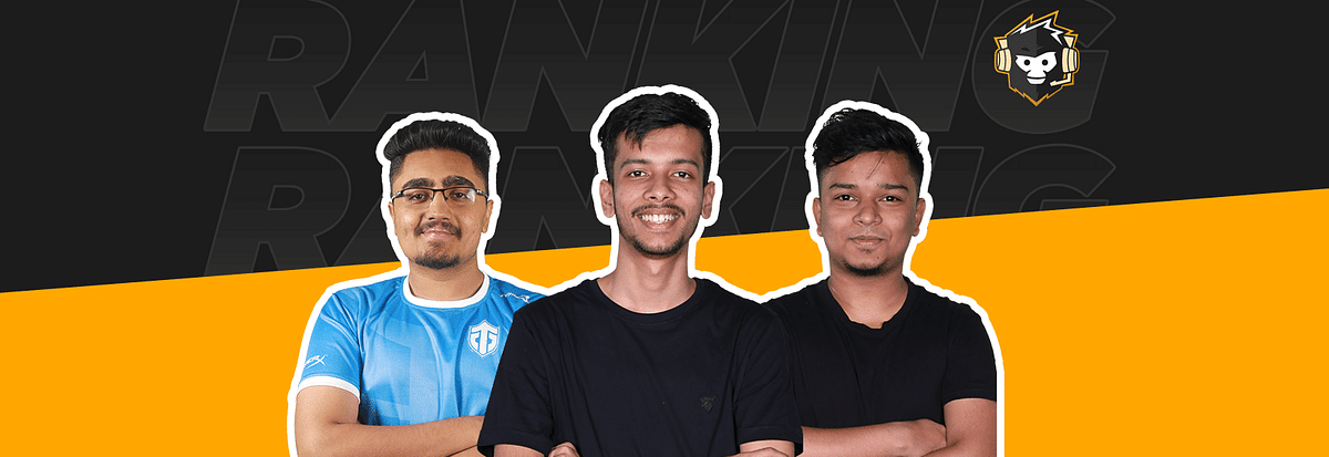 Top 10 Indian CS:GO Players of 2019