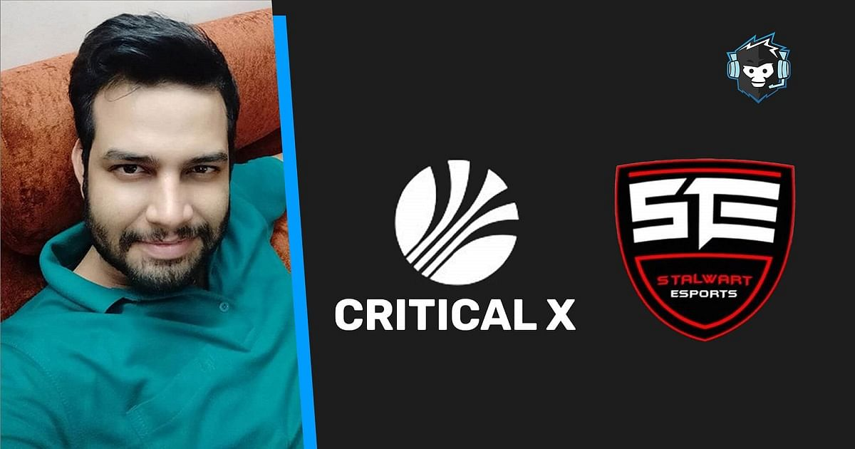 Jonty Gaming Allegedly Joins Critical X, Breaches Contract With Stalwart Esports