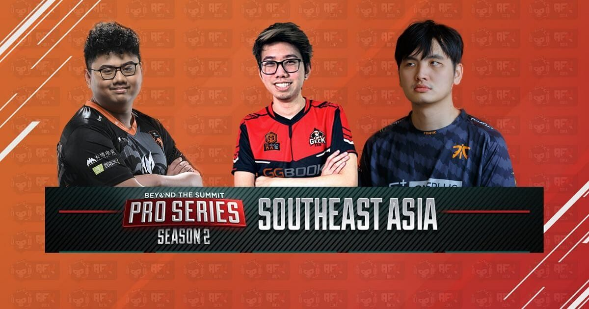 SEA Exclusive Tournament Announced! Fnatic, TNC Predator and Geek Fam Amongst Contenders