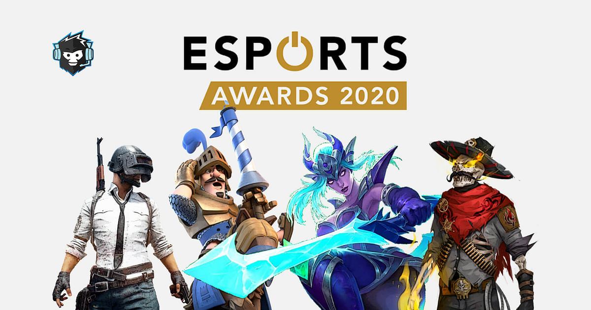 Esports Awards 2020 To Feature Mobile Categories for The First Time