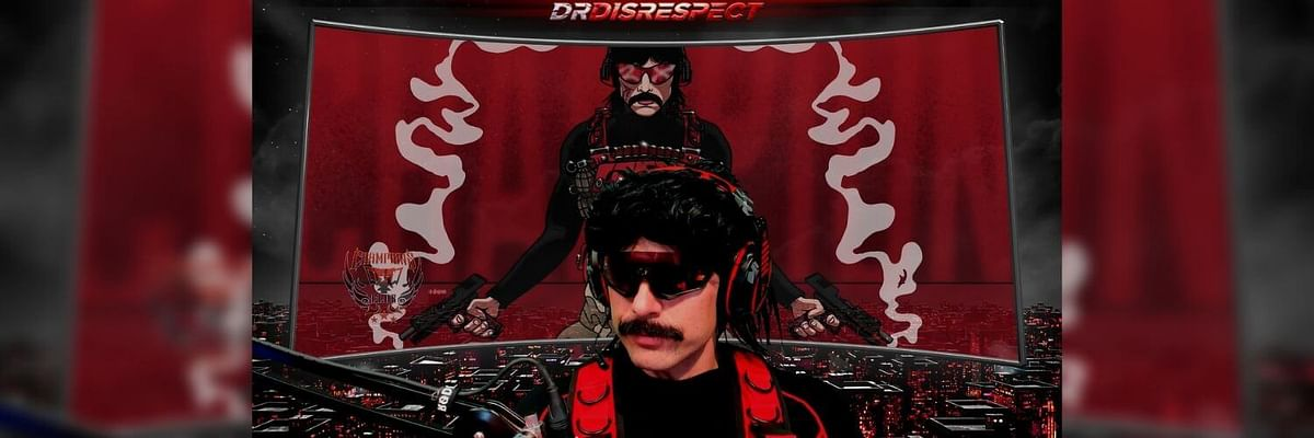 """Dr Disrespect on Valorant: """"I am not mad at what I'm seeing, I'm just disappointed"""""""