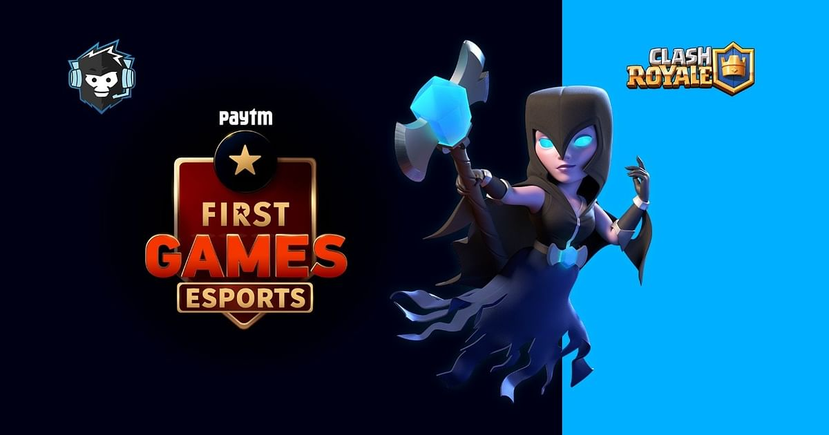 Paytm First Games Enters Mobile Esports In India. Announces Clash Royale Tournament In Partnership With Supercell