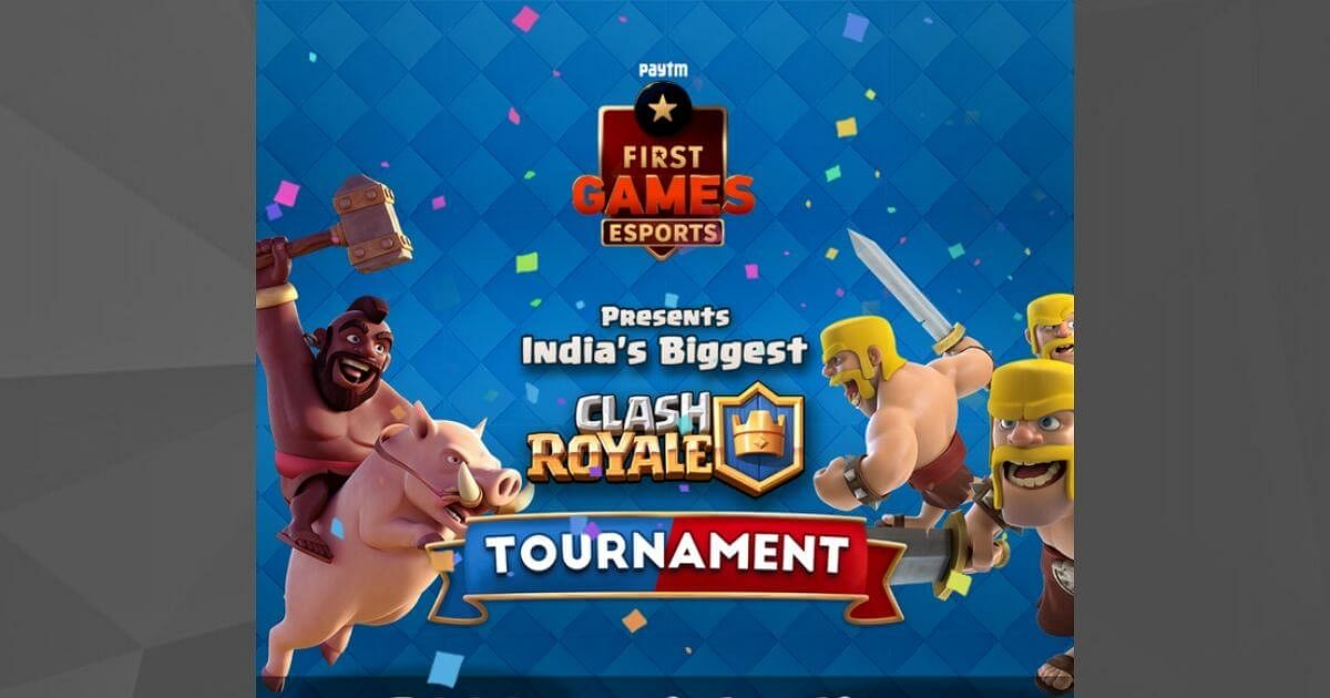 Stalwart Gaming Alleges Mismanagement and Cheating in the Paytm First Games Clash Royale Tournament