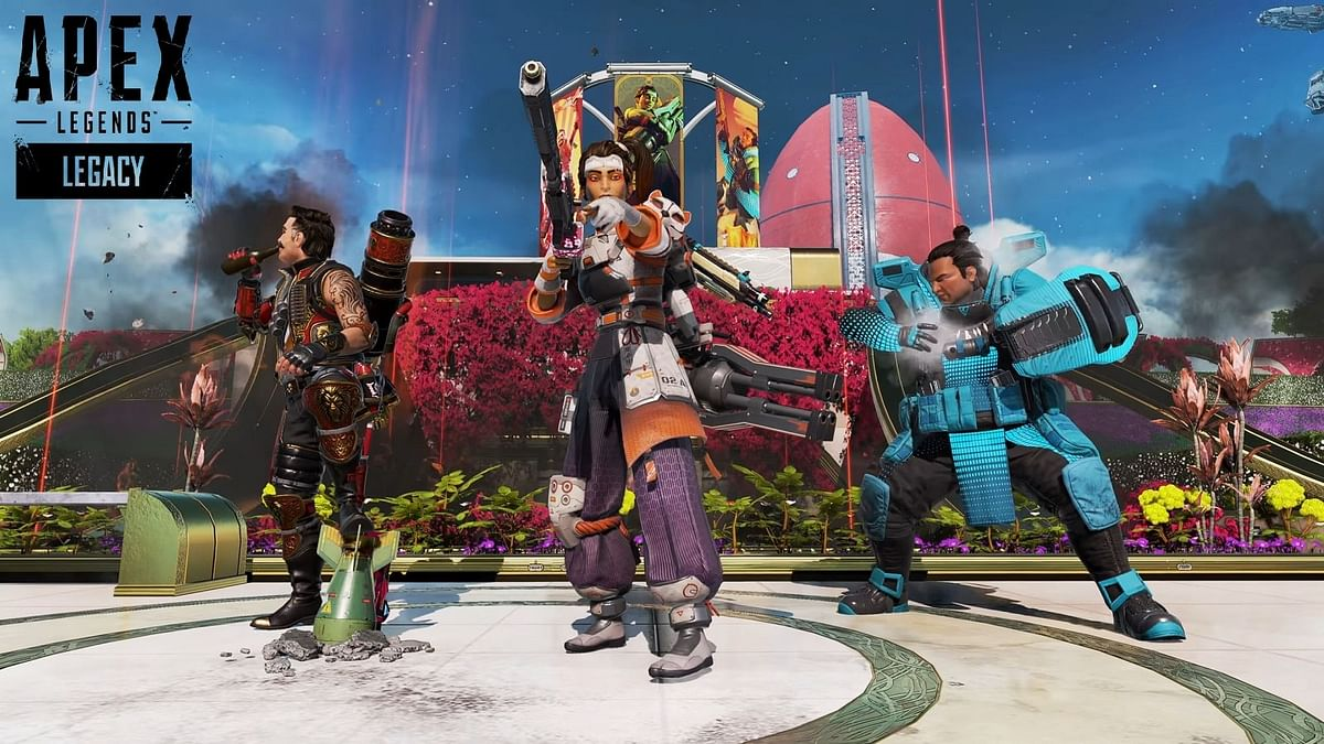 Apex Legends Emote Glitches To Be Left In-Game, Hints Respawn Director of Comms