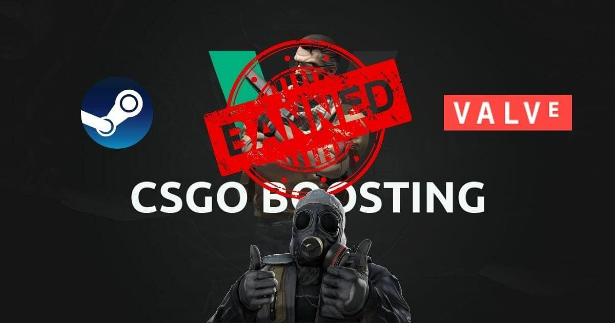 Valve Aggressively Cracks Down on CS:GO Boosting Lobbies - How to Report Such Cases