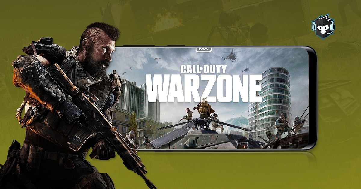 Call of Duty: Warzone Is Coming To Mobile