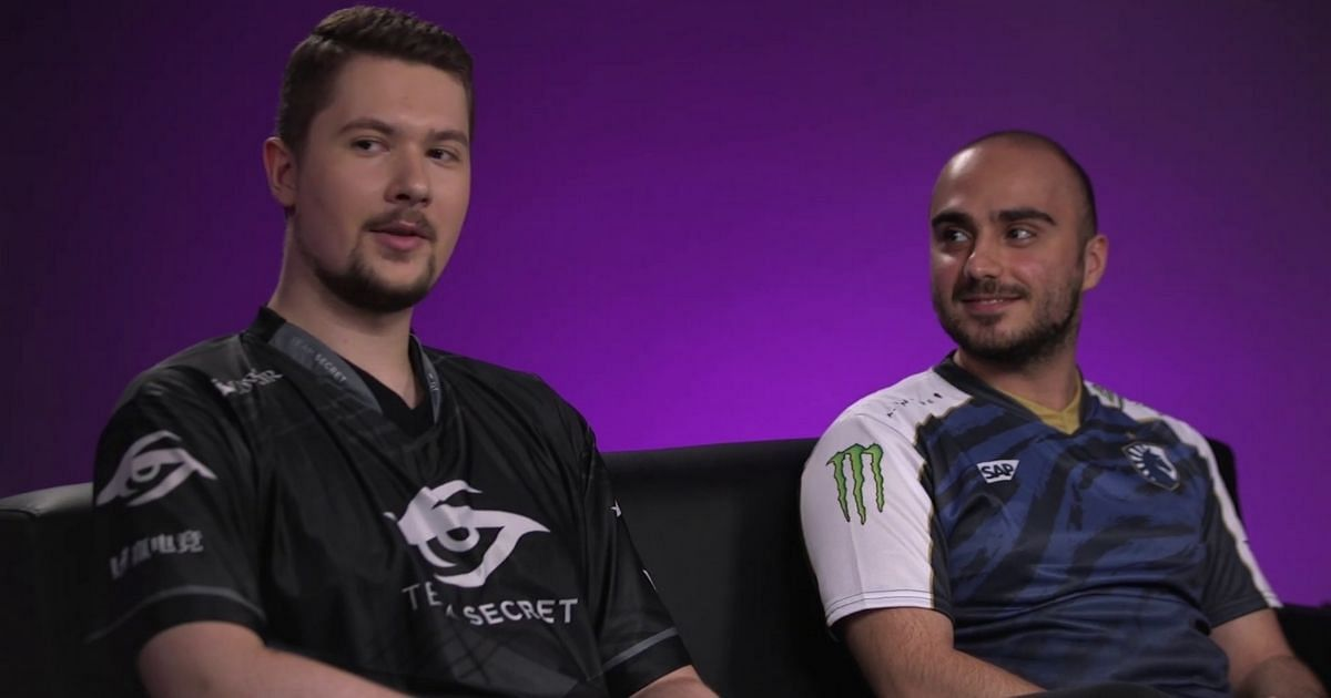 KuroKy and Puppey Talk About Their Days in Team Secret 1.0