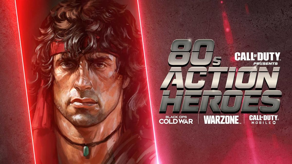 COD Mobile 80s Action Heroes Event: New Game Modes and Operators