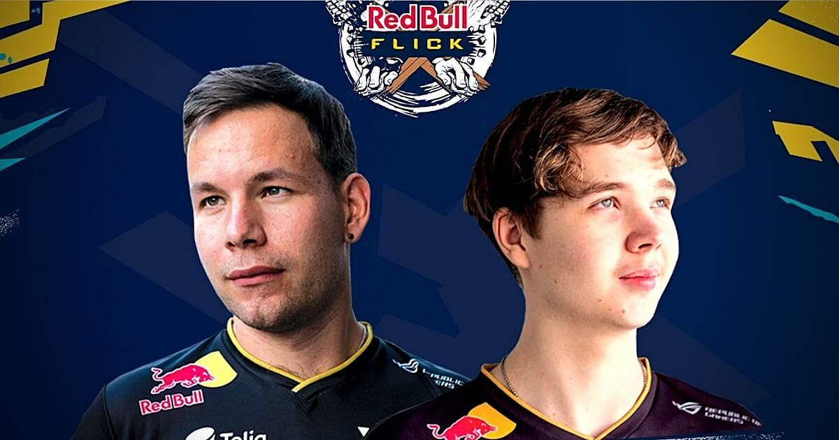 CS:GO Pros Allu and Jamppi Lose Red Bull Flick 2v2 Tournament Against Possible Cheaters