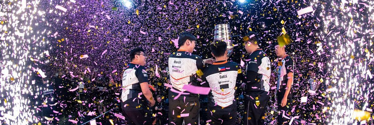 TNC Predator makes history by winning ESL One: Hamburg 2019