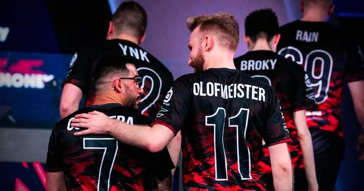 Olofmeister Might Replace Benched Coldzera on Faze Clan's Active CS:GO Roster