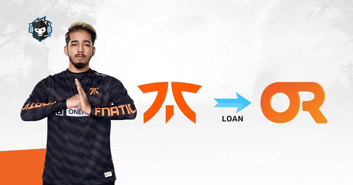 Sc0utOP Joins Orange Rock On Loan From Fnatic