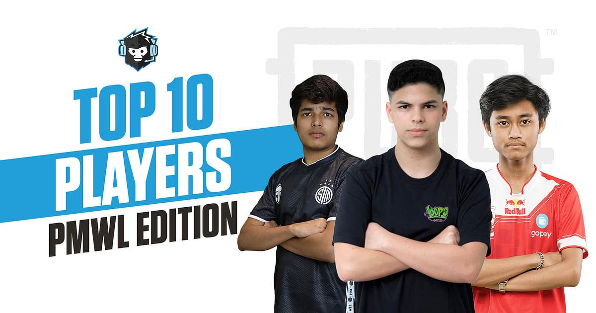 Top 10 PUBG Mobile Players - World League Edition