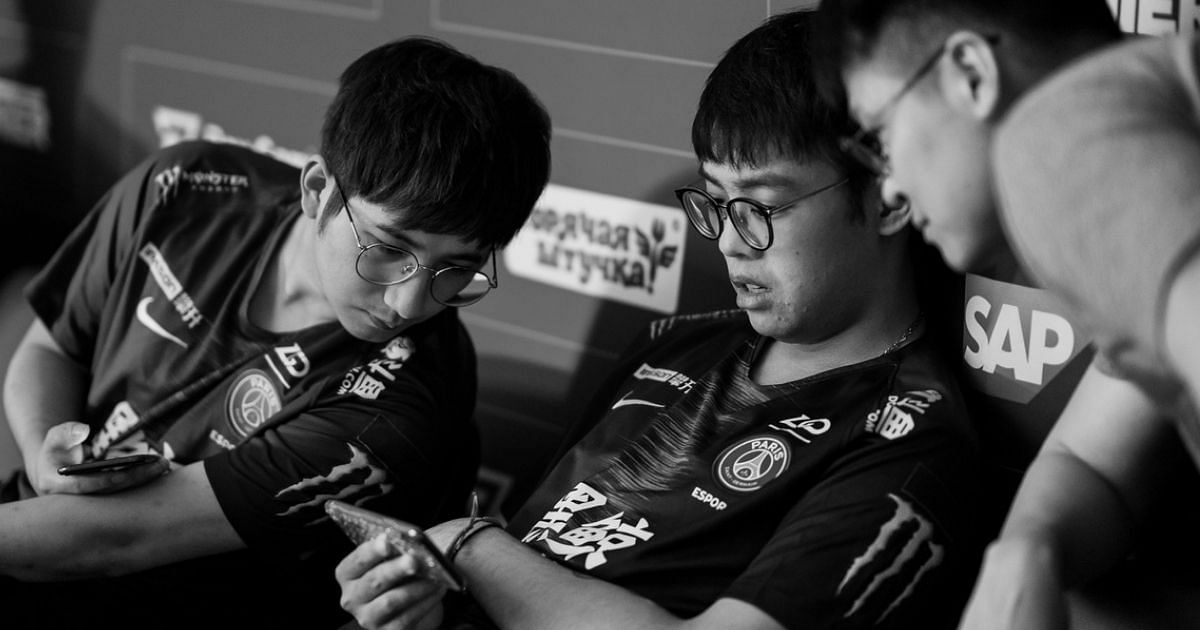 4AM Roster Announced On Weibo; Eurus Is Not The Carry