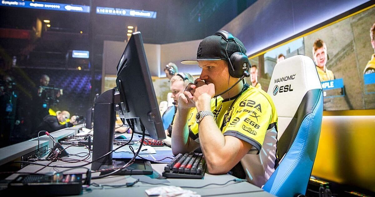 s1mple Reveals How he Used to Grind CS:GO During His School Days