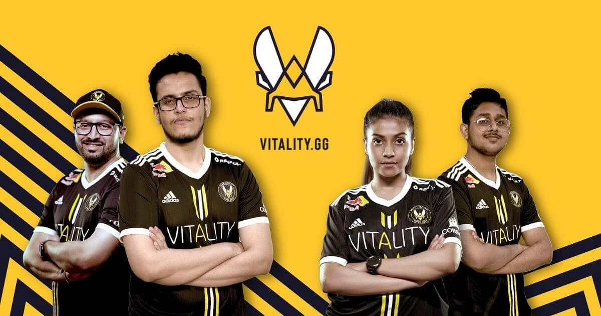 Team Vitality Officially Launches in India