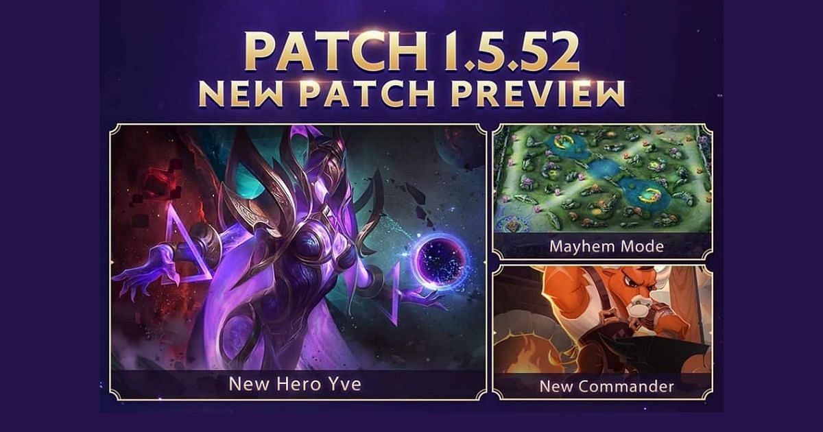 How to Update Mobile Legends Version 1.5.52 for Global Users (March 2021)
