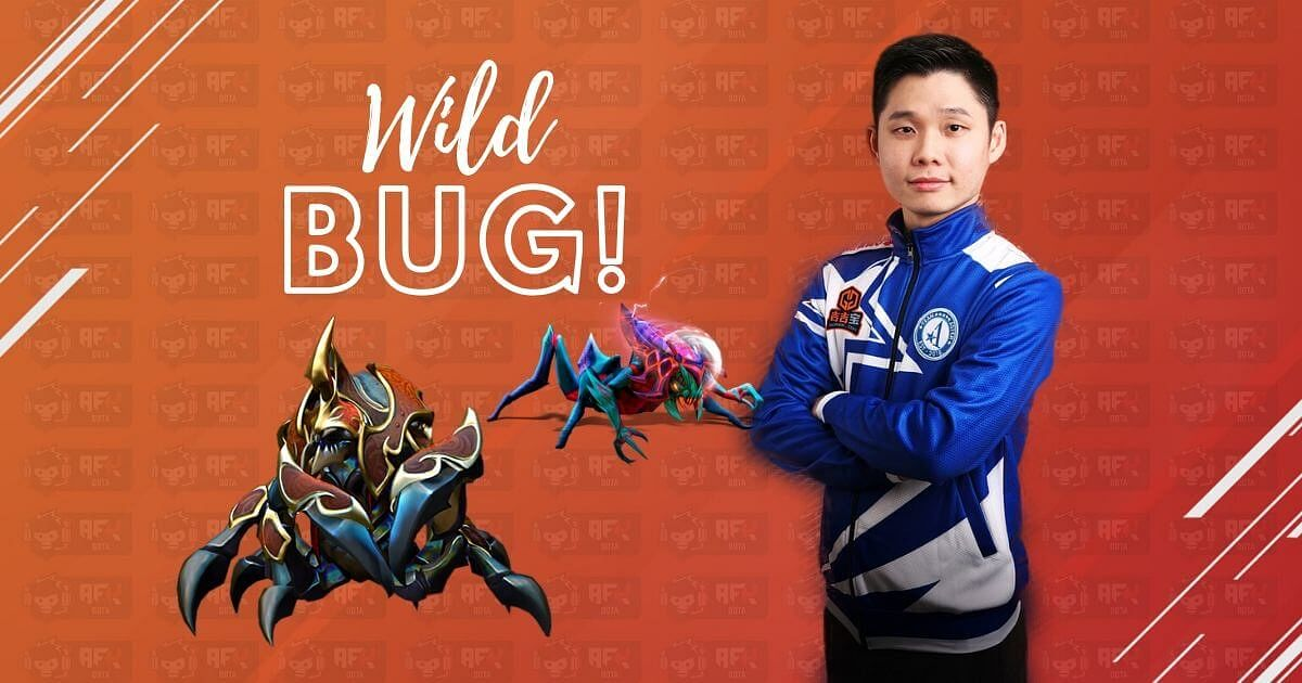 Team Aster Midlaner ChYuaN Encounters A Bug That'll Not Let Him Play Dota Until The Next Day