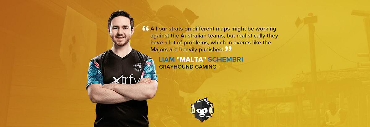 In-Conversation with Malta from Grayhound at OMEN Challenger Series 2019